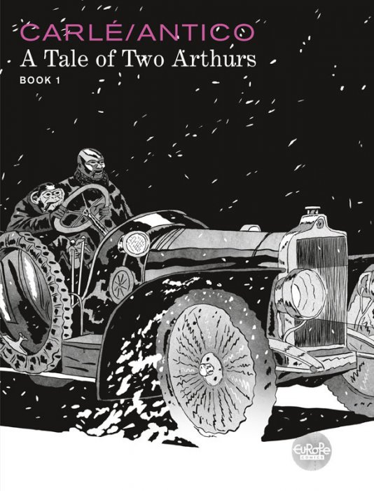 A Tale of Two Arthurs Book 1