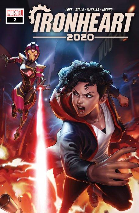 2020 Ironheart #2