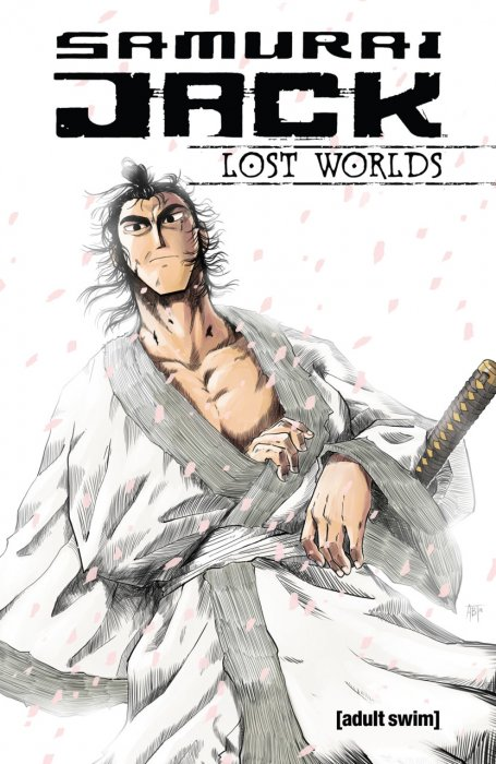 Samurai Jack - Lost Worlds #1 - TPB