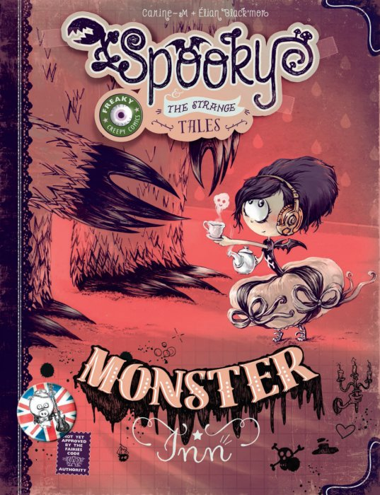 Spooky and the Strange Tales #1 - Monster Inn