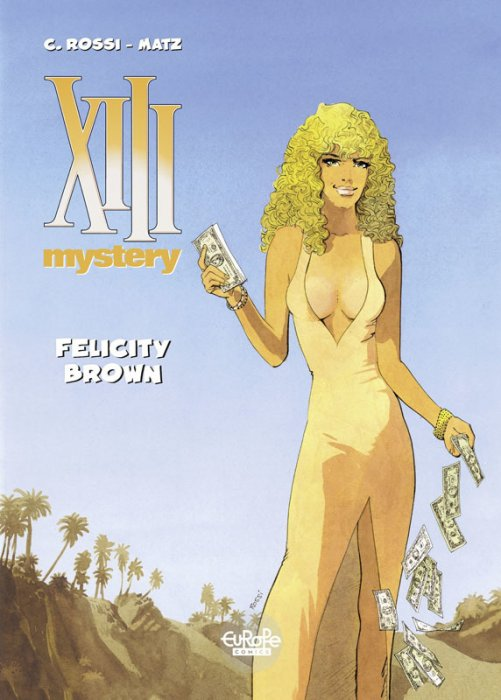 XIII Mystery #9 - Felicity Brown