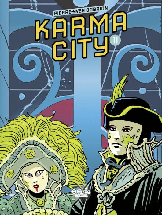 Karma City #11