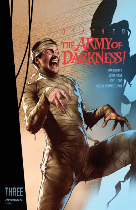 Death to the Army of Darkness! #3
