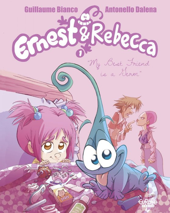 Ernest & Rebecca #1 - My Best Friend is a Germ