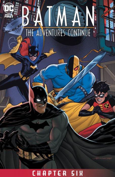 Batman - The Adventures Continue #6