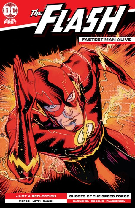 The Flash - Fastest Man Alive #9