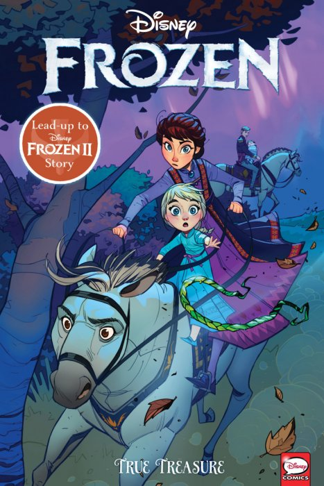 Disney Frozen - True Treasure #1 - TPB