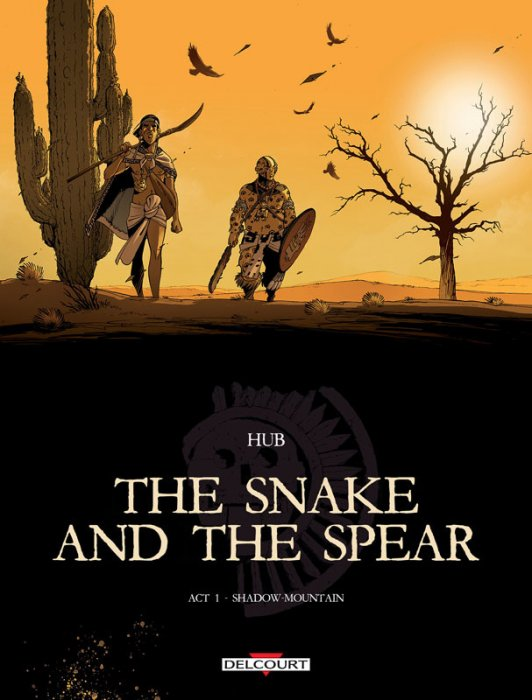 The Snake and the Spear #1