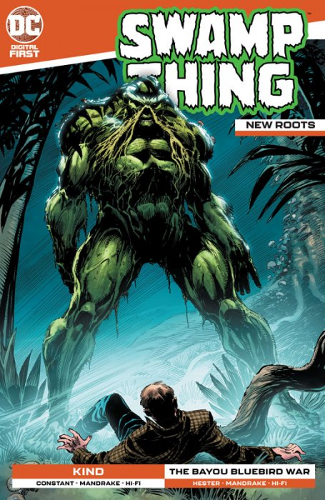 Swamp Thing - New Roots #9
