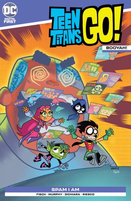 Teen Titans Go! - Booyah! #4