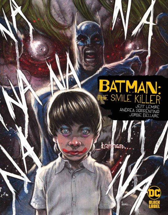 Batman - The Smile Killer #1
