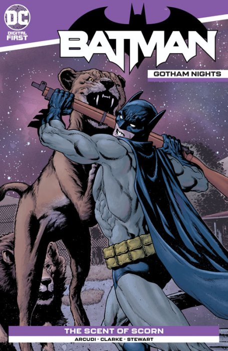 Batman - Gotham Nights #10
