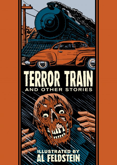 Terror Train and Other Stories #1