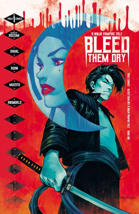 Bleed Them Dry #1