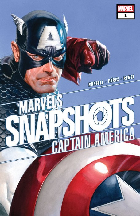 Captain America - Marvels Snapshot #1