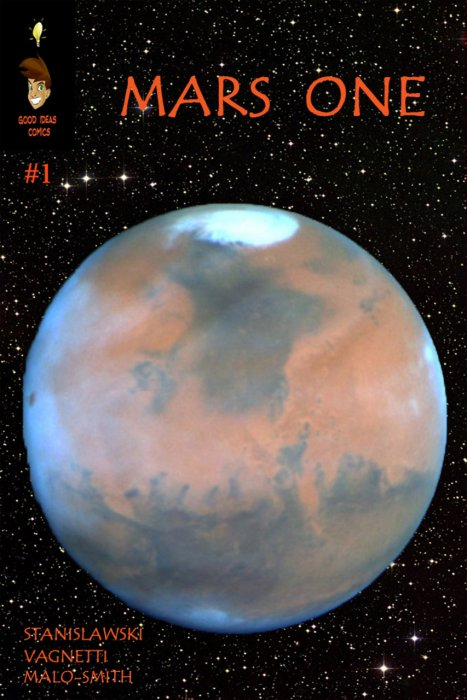 Mars One #1-3 Complete