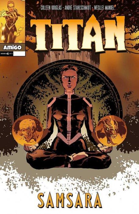 Titan #1-4 Complete