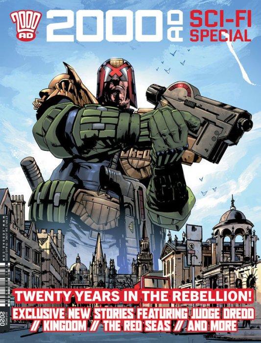 2000AD Sci-Fi Special 2020 #1