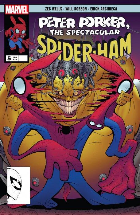 Spider-Ham #5