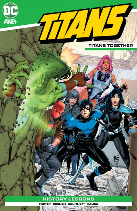 Titans - Titans Together #1