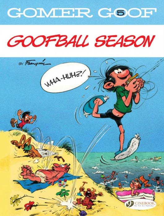 Gomer Goof Vol.5 - Goofball Season