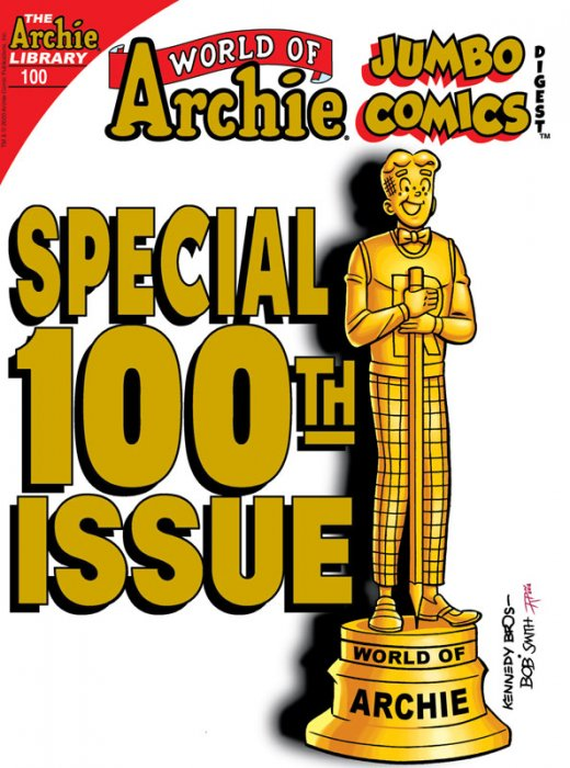 World of Archie Comics Double Digest #100