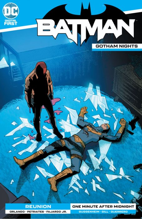Batman - Gotham Nights #11