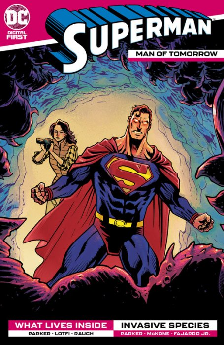 Superman - Man of Tomorrow #9