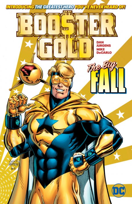 Booster Gold - The Big Fall #1 - HC
