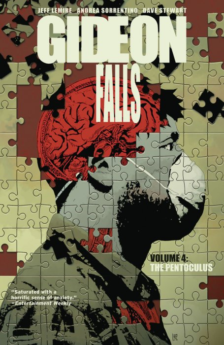 Gideon Falls Vol.4 - The Pentoculus