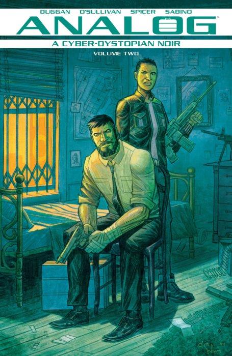Analog - A Cyborg-Dystopian Noir Vol.2
