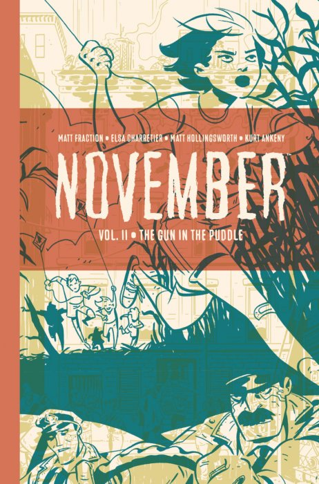 November Vol.2 - The Gun In the Puddle