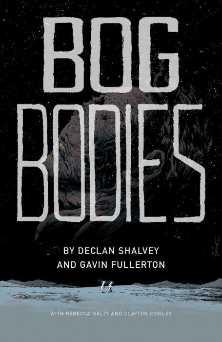 Bog Bodies #1 - OGN