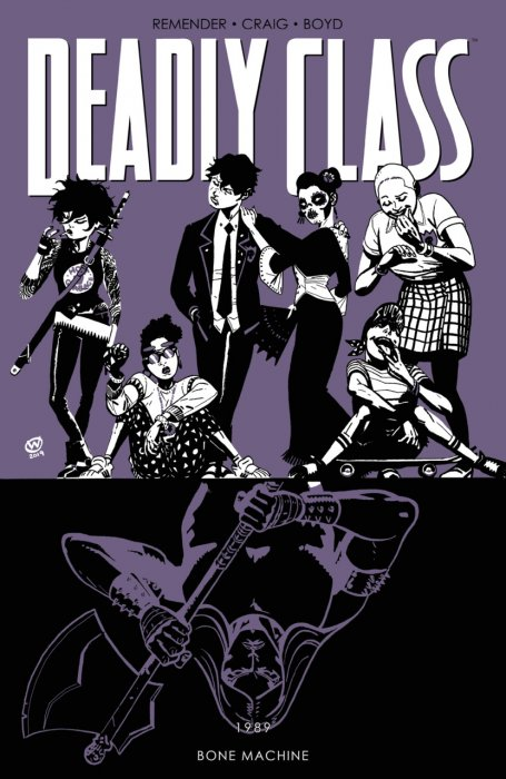 Deadly Class Vol.9 - Bone Machine