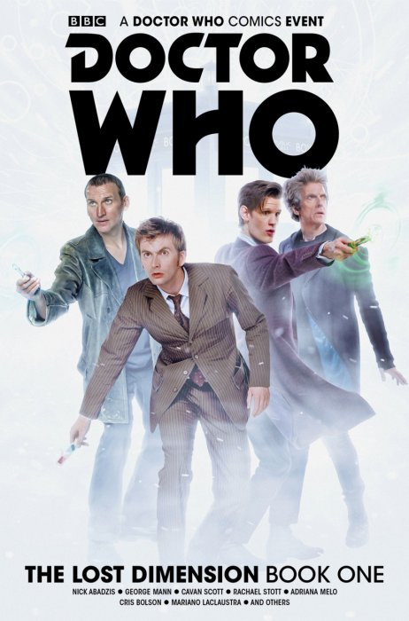 Doctor Who - The Lost Dimension Book 1