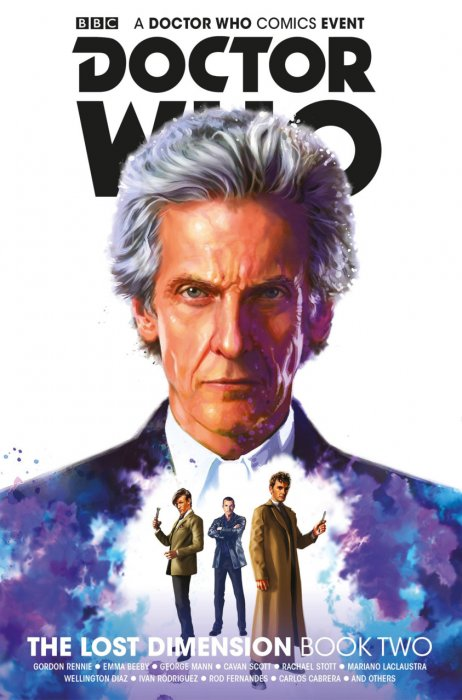 Doctor Who - The Lost Dimension Book 2