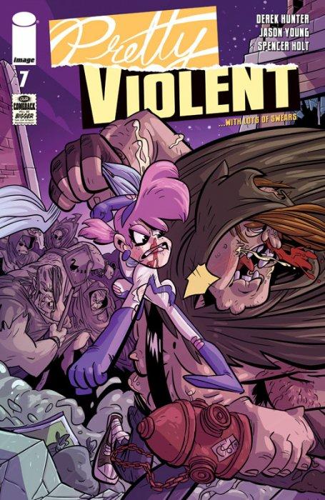 Pretty Violent #7