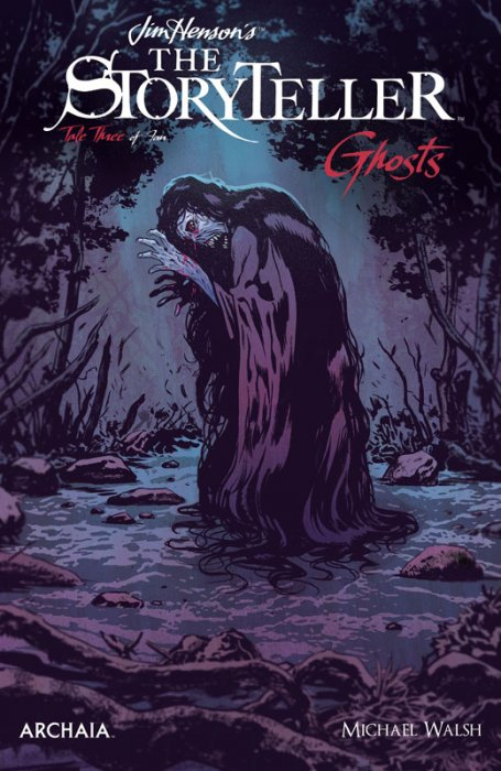 Jim Henson's The Storyteller - Ghosts #3