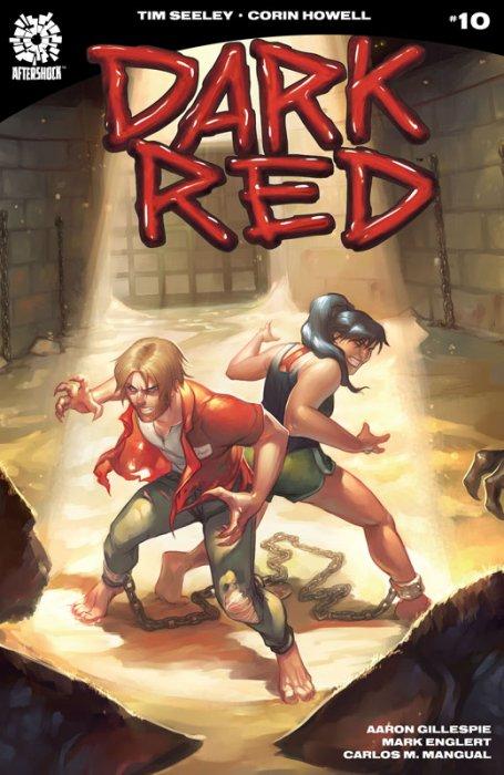 Dark Red #10