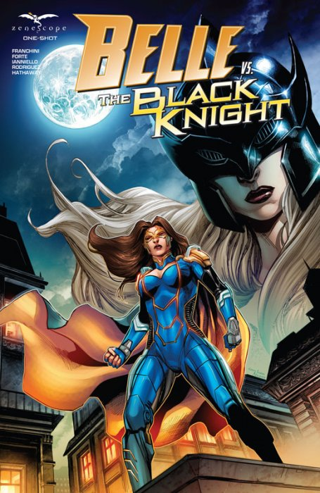 Belle vs. the Black Knight #1