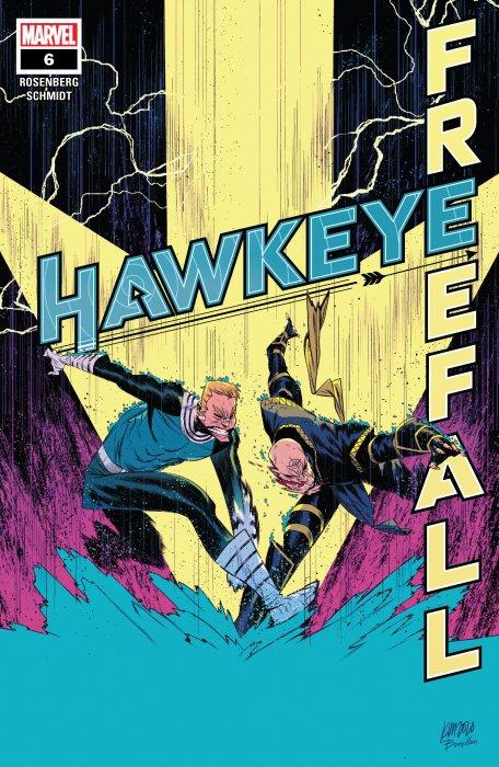 Hawkeye - Freefall #6