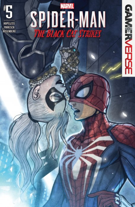 Marvel's Spider-Man - The Black Cat Strikes #5