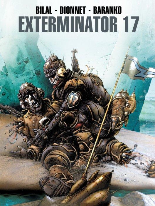 Exterminator 17 #1 - HC