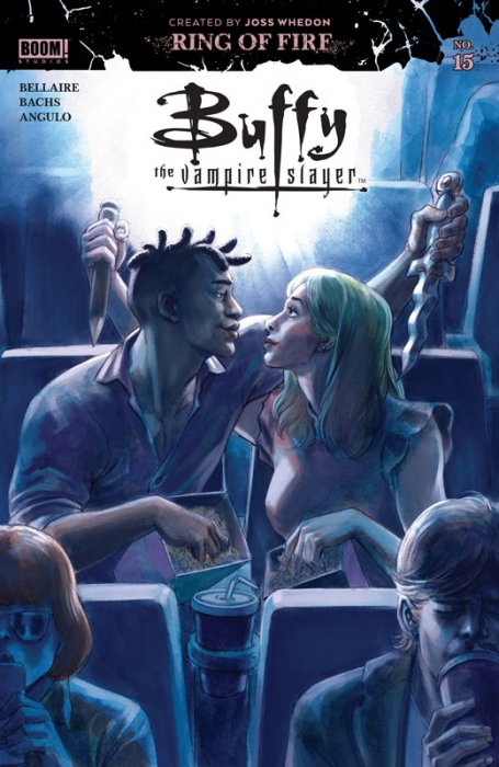 Buffy the Vampire Slayer #15