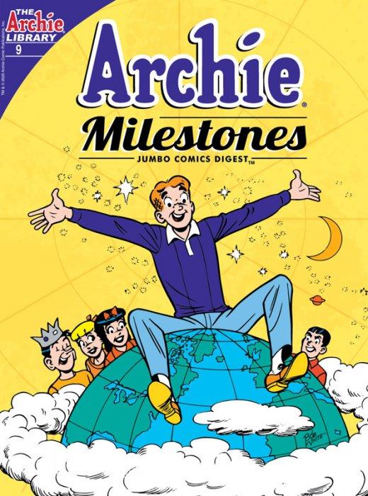 Archie Milestones Comics Digest #9