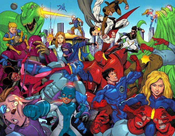 Heroes - Ignited Annual #1