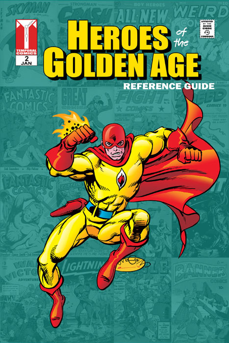 Heroes of the Golden Age #2-4