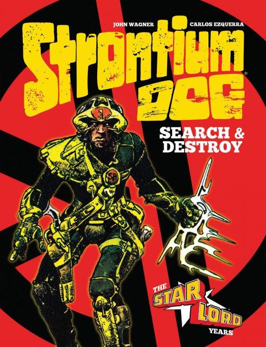 Strontium Dog - Search & Destroy #1 - HC