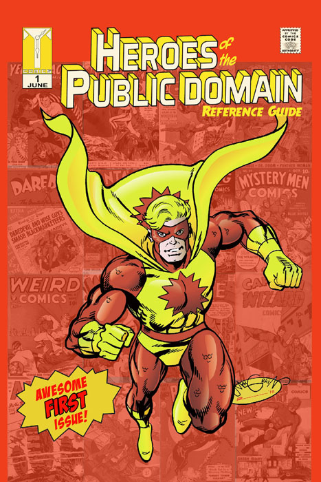 Heroes of the Public Domain #1