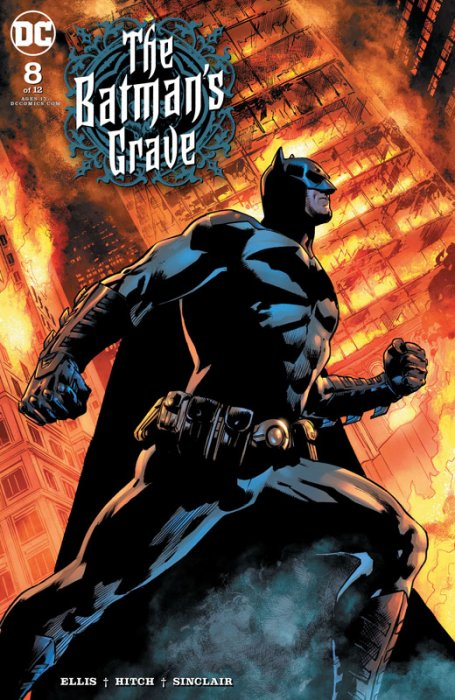 The Batman's Grave #8
